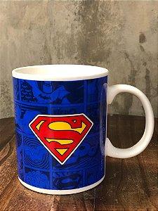 CANECA WYF2-DC3-G PORCELANA SUPERMAN