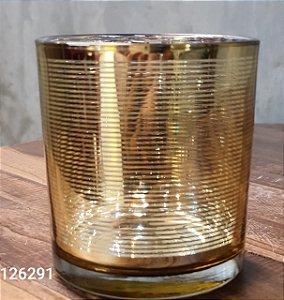 CASTICAL 44141 VD METAL COLOR DOU 7,3X7,3X8CM