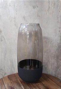 VASO W509-03 VIDRO 30CM