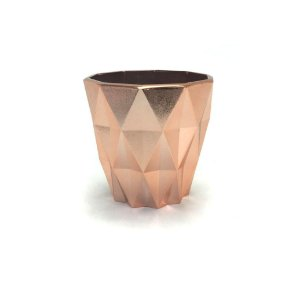 VASO MLN TRIANG M 11X11 ROSE W474-14RS