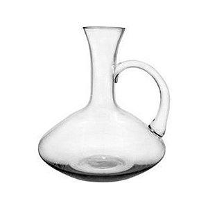 Decanter Merlot com alça vidro incolor 1.4L