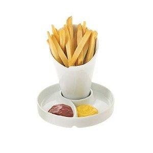 Petisqueira para Batata Frita - Casambiente