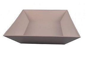 Travessa Quadrada 35cm de Cerâmica- ASA