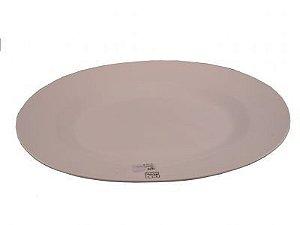 Travessa oval 45x43cm de cerâmica- ASA