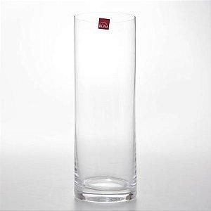 Vaso 30CM de Vidro Transparente- Rona Inspiration