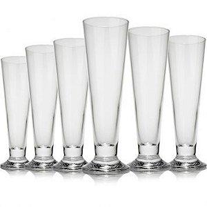 Conjunto de copos para cerveja palladio 6 peças - Bormioli