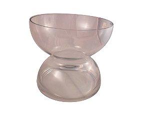 Vaso 26 cm de vidro