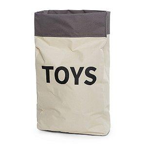 Toys Cinza Tamanho G
