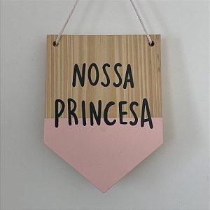 """Flag """"Nossa princesa"""""""