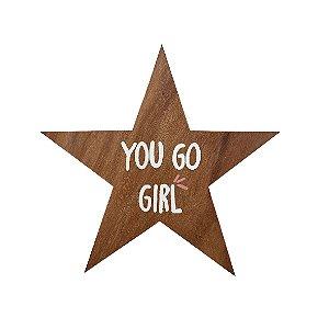 Estrela You Go Girl