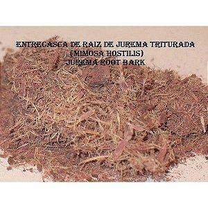 jurema triturada - entrecascas de raiz), 50 grs