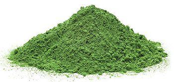 clorela - chlorella - alga em pó (chorella pyrenoidosa.),-, com 50 grs
