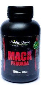 Maca Peruana 120 capsulas de 500 mg