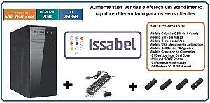 CallCenter SMS Chipeira URA - Combo Elastix