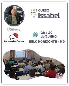 Curso de Issabel PBX IP na Prática - Belo Horizonte - MG 3º Turma 2019