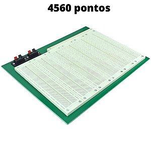 Protoboard 4.560 pontos SYB-800
