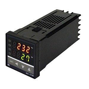 Controlador de Temperatura com Saída Relé