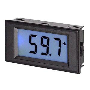 Frequencímetro Digital para Painel D69-Hz
