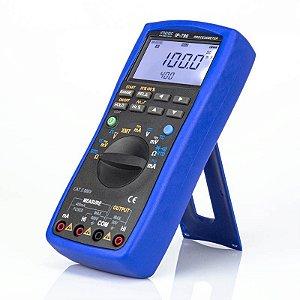 Calibrador e Medidor Digital de Grandezas Elétricas e Temperatura IP-790