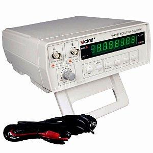 Frequencímetro Digital de Bancada VC-3165 2,4 GHz Impac