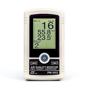 Medidor de Qualidade do Ar Interior PM-1053 Lutron