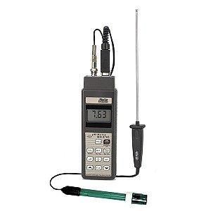 Medidor de pH Digital Profissional HD-8705 Delta Ohm