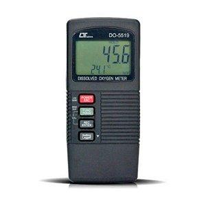 Medidor de Oxigênio Dissolvido Datalogger DO-5519 Lutron