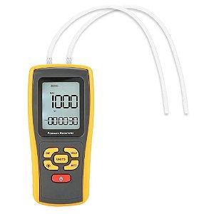 Medidor de Pressão Diferencial 35 kPa GM-520 Impac
