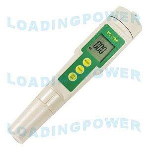 Condutivímetro Digital de Bolso Multiescala EC-1385