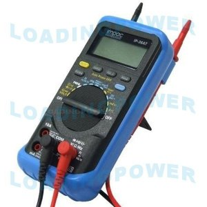 Multímetro Digital Automotivo - IP-36AT