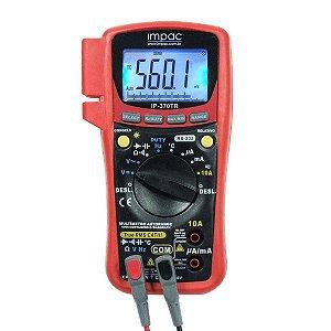 Multímetro Digital Profissional True RMS para PC IP-370TR Impac