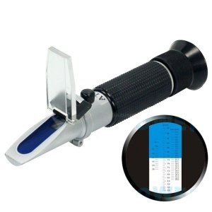 Refratômetro para Mel Apicultura IPB-92ATC Impac