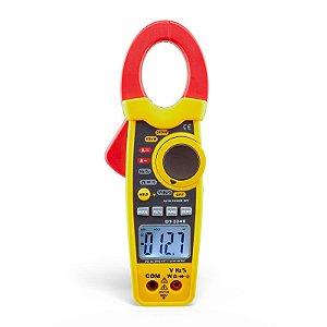 Alicate Amperímetro Wattímetro True RMS IP-3348 Impac