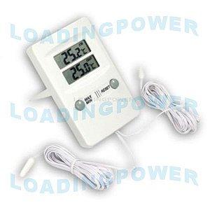 Medidor de Temperatura com Sensor Duplo IP-TT05A
