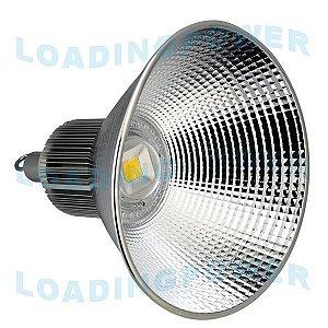 Luminária Refletor Industrial Especial Led Cob 50W