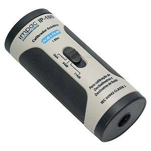 Calibrador Acústico Decibelímetro Tipo 2 IP-100 Impac