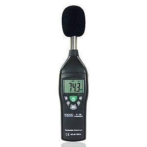 Decibelímetro Digital Portátil IP-130 Impac