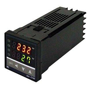 Controlador de Temperatura com Saída SSR