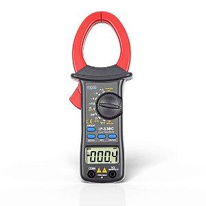 Alicate Amperímetro Digital CAT III 600V IP-338C Impac