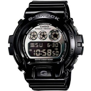 00137c57836 Relógio Casio Standard Masculino Digital G-Shock DW-6900MS-1DR ...