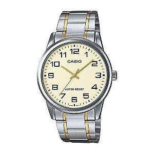 8b023a7f7a2 Relógio Casio Collection Analógico Feminino Ltp-V001sg-9budf