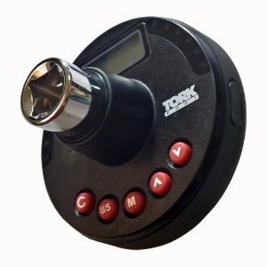MAG135 - Disco de torque ângulo digital - 7 a 135 N.m