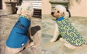Moletom Colete Dupla Face - Street Dog Terrier