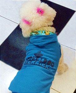 Moletom Capuz - Street Dog Terrier