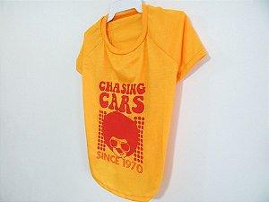 Cãomiseta Chasing Cars since 1970 - Roupas para cachorro