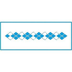 STENCIL LITOARTE STP 047 06,5X17