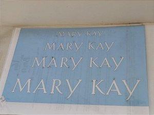 STENCIL VAN BORA 28X19 MARY KAY
