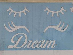 STENCIL VAN BORA 28X19 DREAM