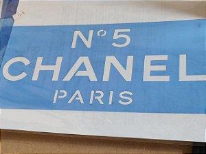 STENCIL VAN BORA 30X13 CHANEL PARIS