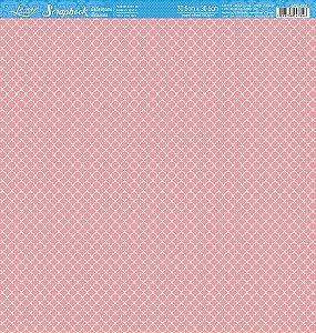 SCRAPBOOK LITOARTE UMA FACE 30,5X30,5 SBB 008